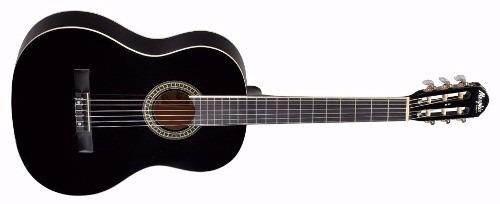 violão acustico nylon iniciantes preto memphys tagima ac39