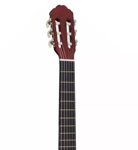 violão adulto acústico estudo simples barato natural