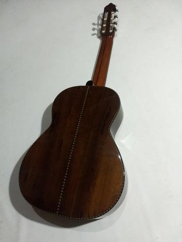 violão araujo 7 cordas imbuia premium aço novo garantia