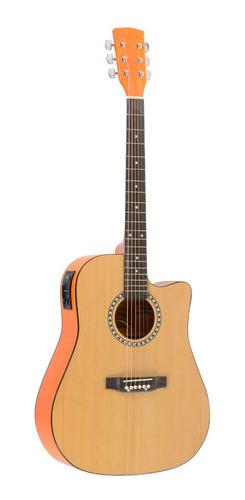 violão class preto natural cld 41ce n