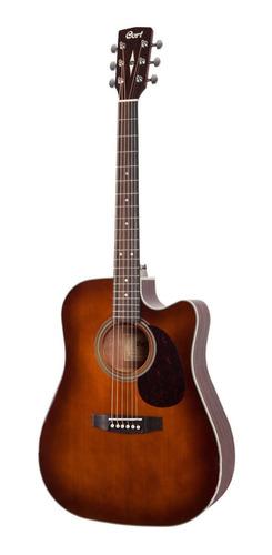 violão cort mr500e br eletricoacústico folk tampo sólido
