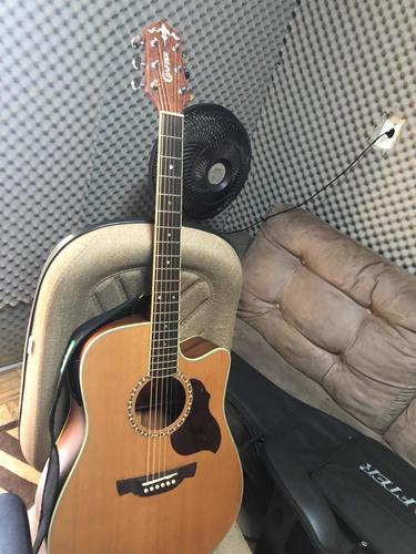 violão crafter de7n