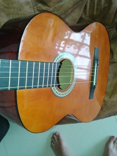 violão de nylon - start giannini & case
