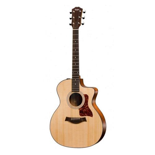 violão elétrico acustico taylor 114 ce c/bag - hendrix