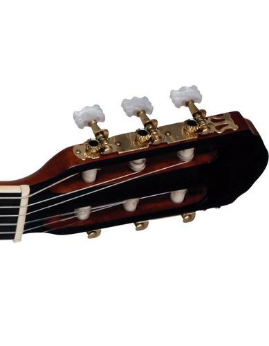 violão elétrico tagima nylon tw27 natural woodstock series