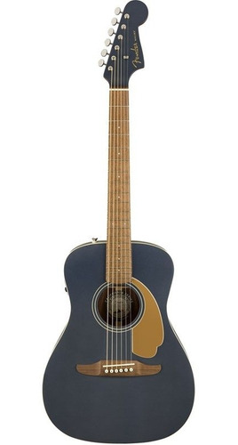 violão eletroacústico fender malibu player com afinador