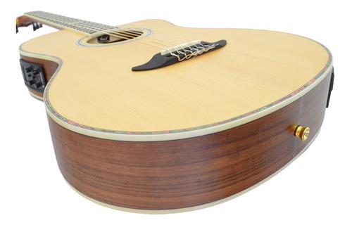 violão eletroacústico flat gnf-3 ceq ns satin giannini