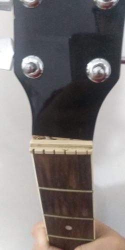 violão eletroacústico ibanez v72ece black