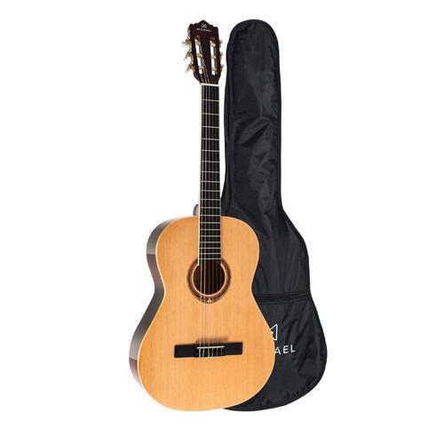 violão estudante michael antares vm19e na cordas nylon pro