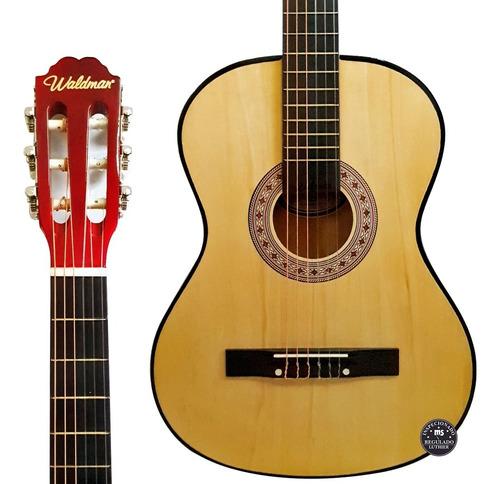 violão estudante nylon iniciante +afinador+palheta+capa ofer