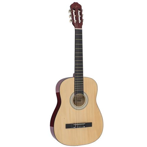 violão estudo cordas nylon barato acústico + afinador