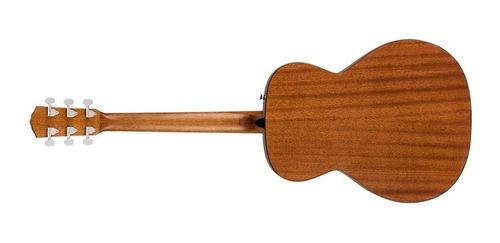 violão fender all mahogany concert cc60s pack completo