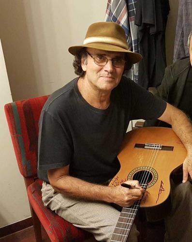 violão flamenco camerata || autografado