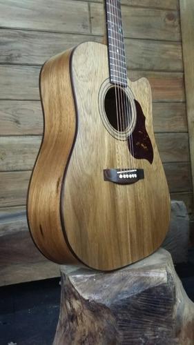 violão folk luthier