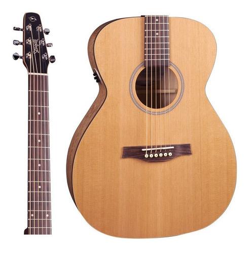 violão godin seagull s6 concert hall qit  slim natural