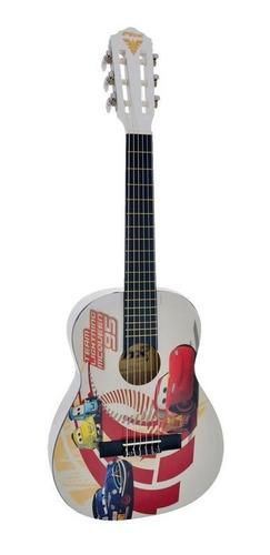 violão infantil acústico disney - carros  phx - vc2