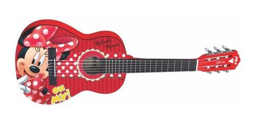 violão infantil acústico disney - minie-  phx - vip 1