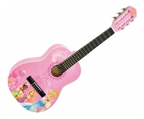 violão infantil acústico princesas phx - vip 1