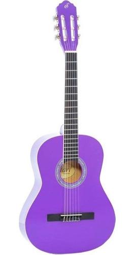 violão infantil giannini start n4 lilas 1/2