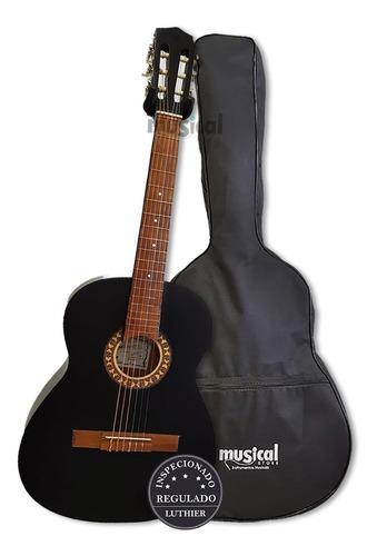 violão iniciante de nylon barato com capa oferta!