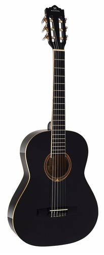 violão michael acústico infantil vm16 preto com bag