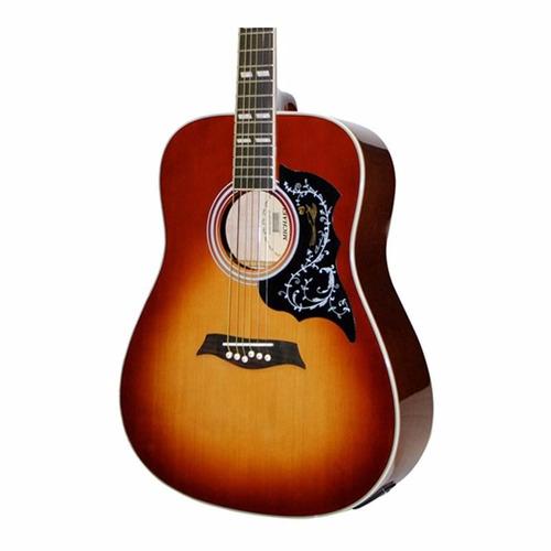 violão michael vm925 dt folk sunburst fosco