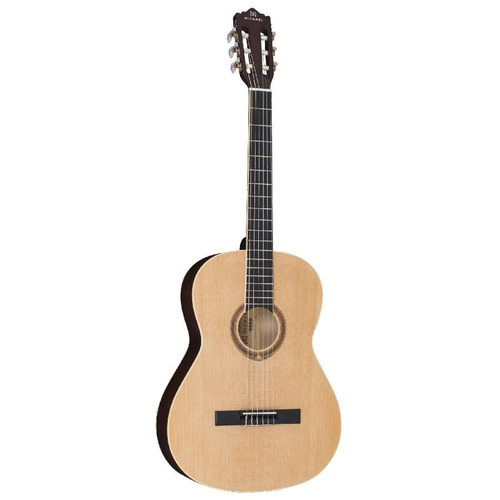 violão náilon acústico michael antares vm19e st
