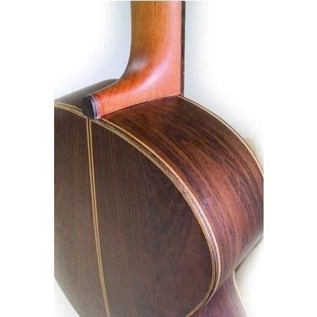 violão náilon elétrico rozini studio rx210atf