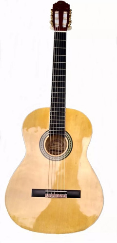 violão nylon barato acústico estudo natural iniciante adulto