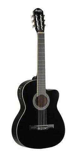 violão nylon eletrico tagima memphis ac-60 oferta! full