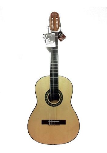 violão rozini estudante rx 201 nylon +capa e palhetas