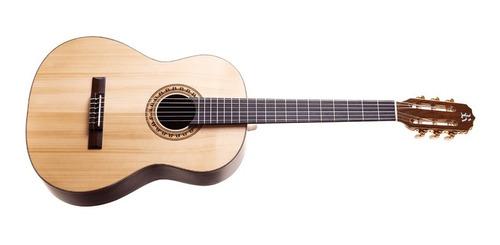 violão rozini studio nylon elétrico tampo maciço rx210