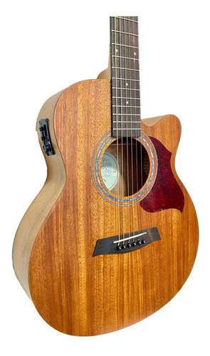 violão seizi mini kyoto catuay mahogany satin + bag