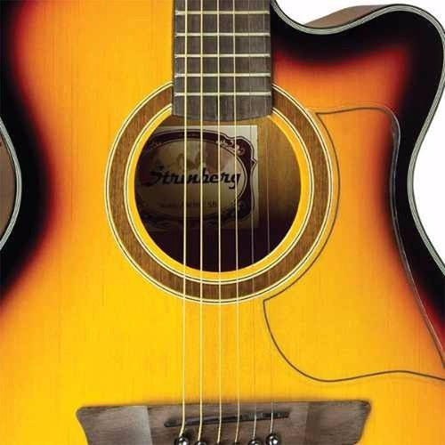 violão strinberg aw-50c sb