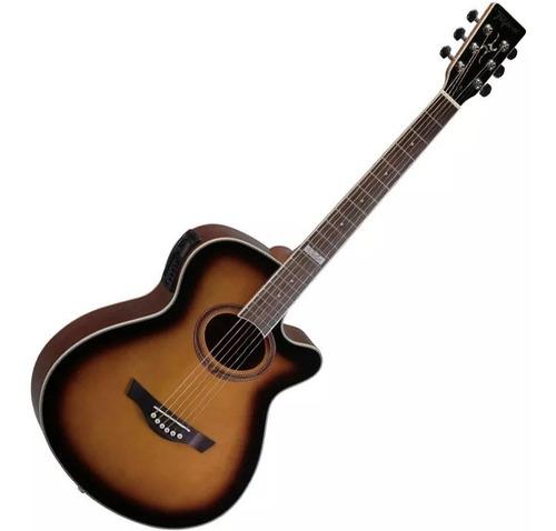 violão tagima dallas tuner eletrico c afinador digital cores