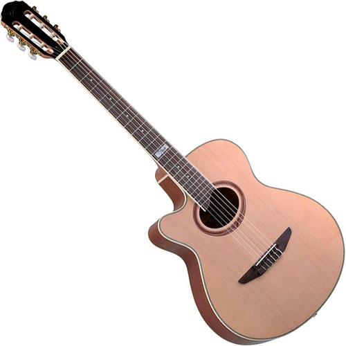 violão tagima nylon vegas lh canhoto natural c/ afinador