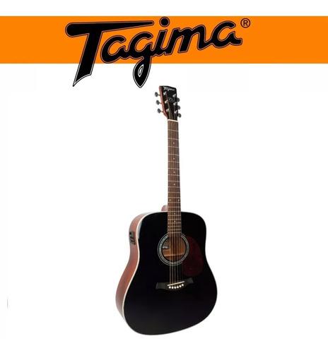 violão tagima woodstock tw 25 natural forco
