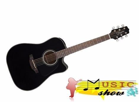 violão takamine gd30 ce  blk e nat loja (music show)