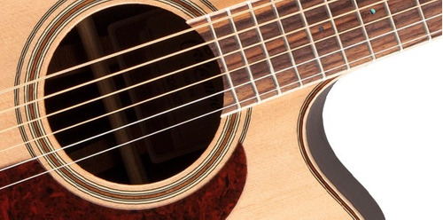 violão takamine gd93 ce folk elétrico + afinador digital