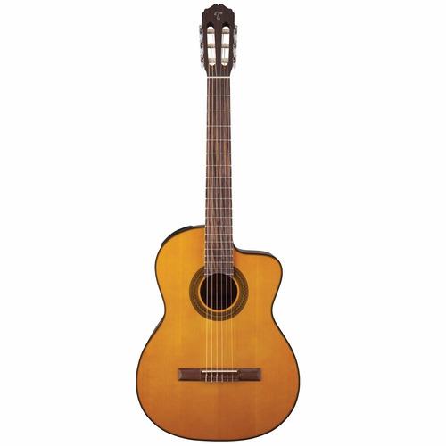 violão takamine nylon elétrico gc-1ce