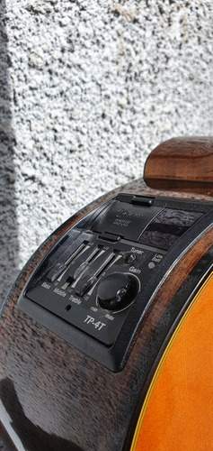 violão takamine nylon gc-5 ce natural