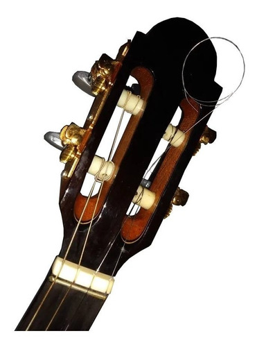violão tenor luthier manoel andrade jacarandá com case