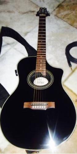violão variax 700 acoustic impecável