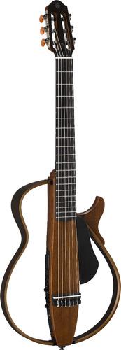 violão yamaha silent slg200n natural | nylon | lançamento!