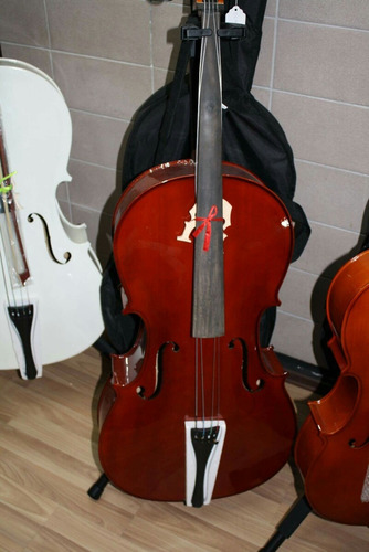 violoncello estudiante varias medidas con accesorios basicos