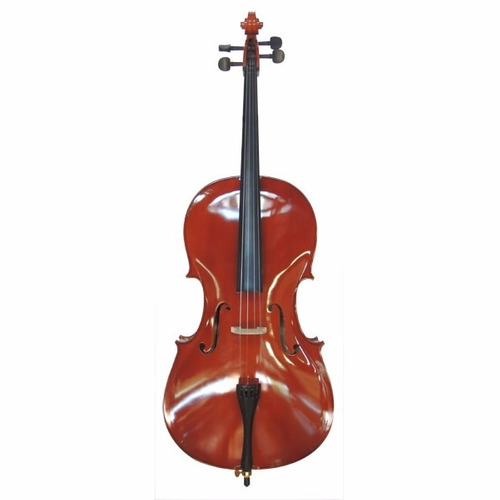 violonchelo stradella 4/4 mc601144 funda y arco cello pino
