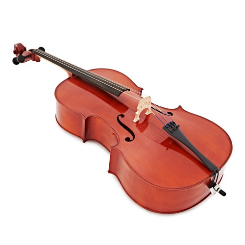 violonchelo yamaha vc5s cello 4/4 profesional con funda 12pa