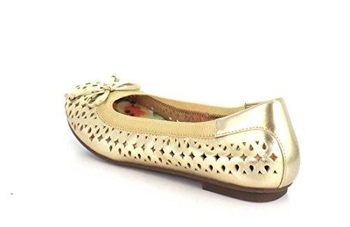 609e1a2ff1815 Vionic Womens Surin Ballet Flat 95 Bm Us Gold - S/ 671,00 en Mercado ...