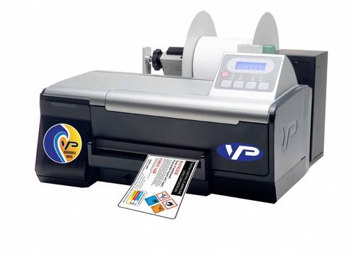 vipcolor 495 impresora de color de rollo para etiquetas