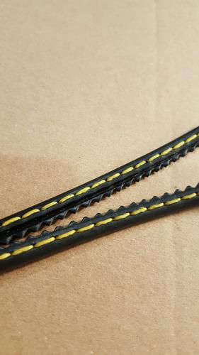 vira de pvc cocida y adhesivada para suelas de calzado